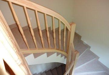 Bautischlerei - Treppenbau